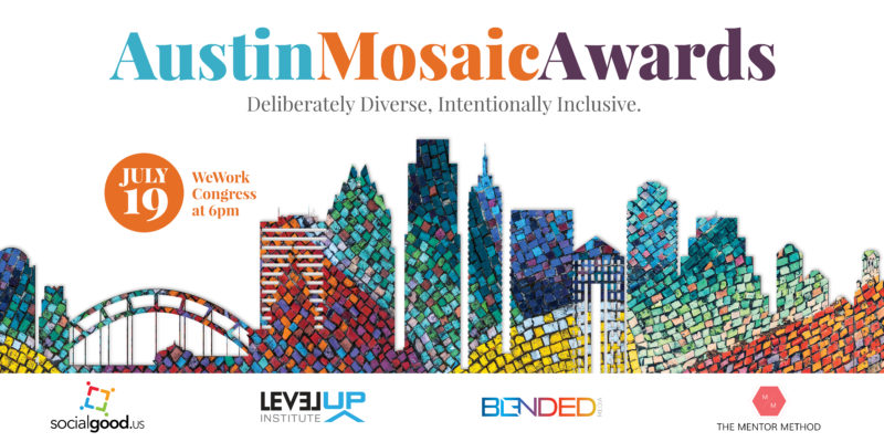 Austin Mosaic Awards 2018
